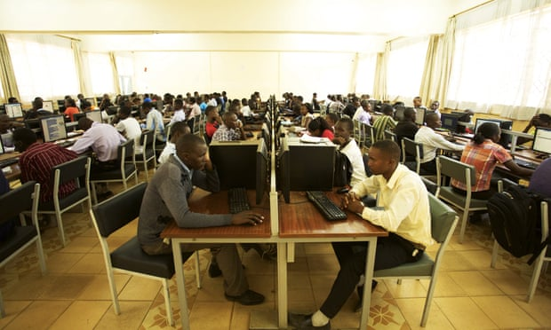 Out of Africa: e-learning makes further education a reality for tens of thousands